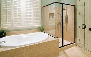 Ванна или душевая кабина – что лучше? Сравнительный обзор. Ванна или душевая кабина: что лучше