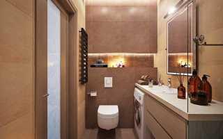 Дизайн ванной комнаты 5 кв. м – сочетание стиля, комфорта и удобства