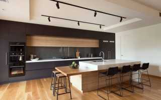 Интерьер кухни в стиле контемпорари (40 фотографий)