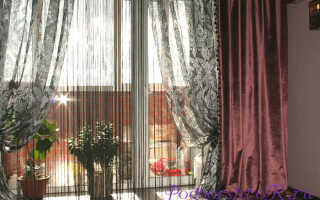 Как использовать шторы арт-деко в интерьере