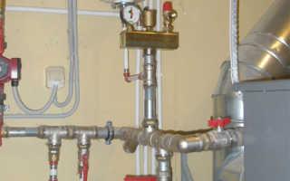 Обвязка газового котла отопления своими руками — Всё об отоплении