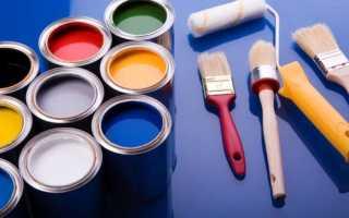 Краска для обоев под покраску: какую выбрать