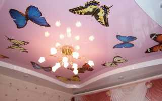 Потолок в детской комнате – 120 фото лучших идей по оформлению потолка