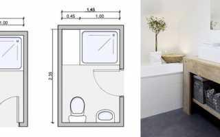 Планировка ванной комнаты – варианты и решения