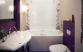 Дизайн ванных комнат совмещенных с туалетом: создаем простор (50 фото)