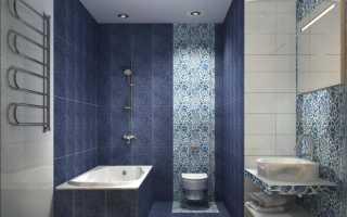 Как обустроить маленькую ванную комнату: планирование (38 фото)