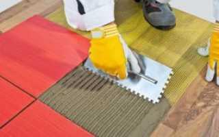 Можно ли класть плитку на деревянный пол на кухне – Положить плитку на деревянный пол своими руками — Каркасные дома — строительство, облицовка, подбор материалов