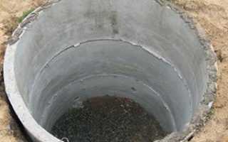 Гидроизоляция септика из бетонных колец — как герметизировать выгребную яму из бетонных колец