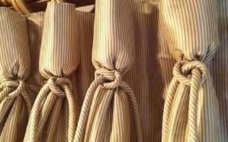 Как повесить шторы: традиционные и оригинальные способы