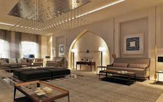 Квартиры в марокканском стиле