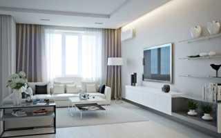 Белый цвет в интерьере кухни, спальни, гостиной. фото