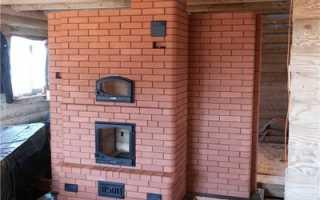 Печь с водяным контуром для отопления дома — изучаем