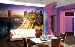 Фотообои нью-йорк для стен квартиры