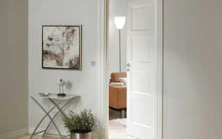 Межкомнатные двери в интерьере квартиры: фото стильных решений