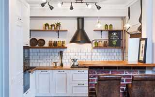 Дизайн для маленькой кухни в хрущевке: важные моменты (50 фото)
