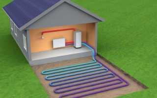 Как монтируется однотрубная система отопления частного дома