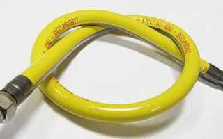 Газовые шланги: виды шлангов для газа как выбрать лучший — Точка J
