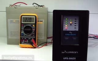 ИБП для газовых котлов – выбираем бесперебойник для газового котла
