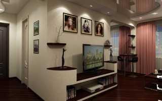 Каким должен быть дизайн прихожей гостиной?