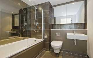 Дизайн ванной комнаты 5 5 м — выбор стиля и цветовой палитры (+37 фото)