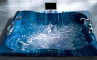 Устройство гидромассажной ванны и правильный уход за ней » Аква-Ремонт