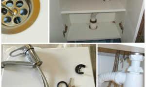 Установка тумбы с раковиной: как выбрать тумбу и установить ее своими руками в ванной комнате, порядок работ и советы