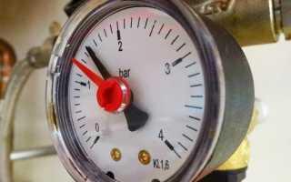 Какое давление в трубах водоснабжения в квартире — Отопление