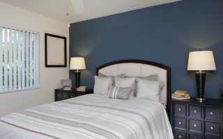 Выбираем лучший дизайн интерьера спальни в маленькой комнате (65 фото)