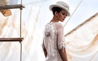 Винтаж стиль в одежде: направления, модели, 196 фото