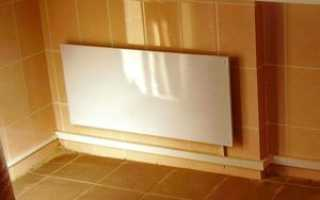 Инфракрасные панели отопления