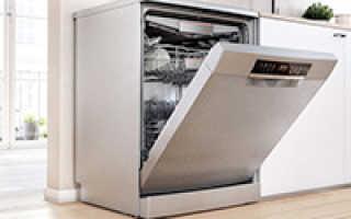 Отдельностоящие посудомоечные машины: рейтинг ТОП-11 как выбрать
