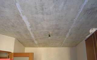 Как заделать шов между плитами на потолке, разделка потолочных рустов