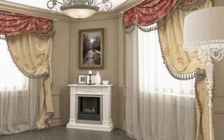 Дизайн портьер и штор: особенности выбора
