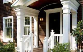 Крыльцо для частного дома – 100 фото эксклюзивного дизайна. варианты как сделать красиво!