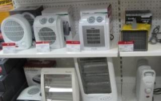 Что лучше конвектор или тепловентилятор — сравнительный обзор
