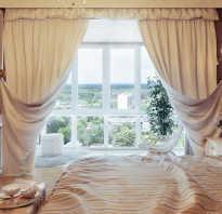 О новинках дизайна штор для спальни