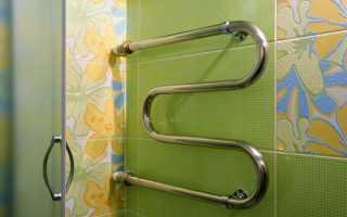 Если не греет полотенцесушитель в ванной * ABuildic