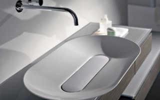 Умывальники в ванной комнате