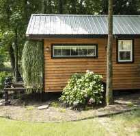 Садовый домик 15 кв. м