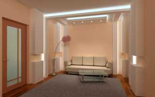 Светодиодное освещение в квартире: виды и особенности