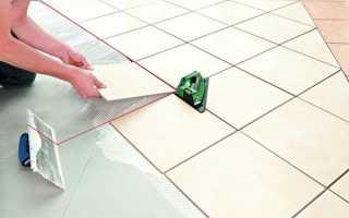 Плитка на бетонную стену: как клеить кафель, наклеить и класть правильно