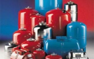 Гидроаккумулятор для систем водоснабжения: зачем он нужен и что это такое?