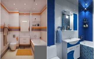 Дизайн модной ванной комнаты – современные тенденции