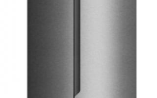 Холодильники Side-by-Side: какой лучше выбрать и почему рейтинг лучших моделей — Точка J