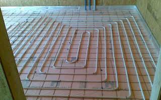 Расчет мощности теплого пола водяного — Всё о напольных покрытиях