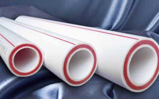 Полипропиленовые трубы для горячей воды: особенности материала