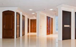 Какие межкомнатные двери лучше выбрать для квартиры: обзор видов