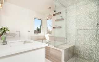 Как убрать грибок в ванной: обзор способов удаления грибка