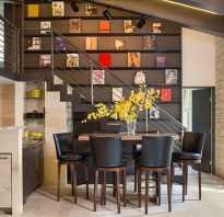 Цвет венге в интерьере дома — благородная древесина
