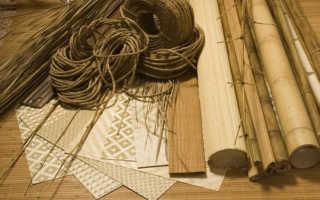 Бамбуковые обои: фото в интерьере, обои под бамбук, с рисунком, видео, как клеить на тканевой основе, на что, поклейка